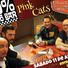 cartel pink cats